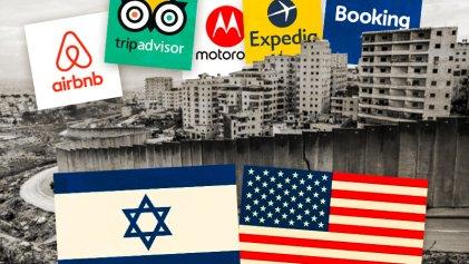 El negocio del ocupación sionista: las 112 empresas que operan en territorios palestinos